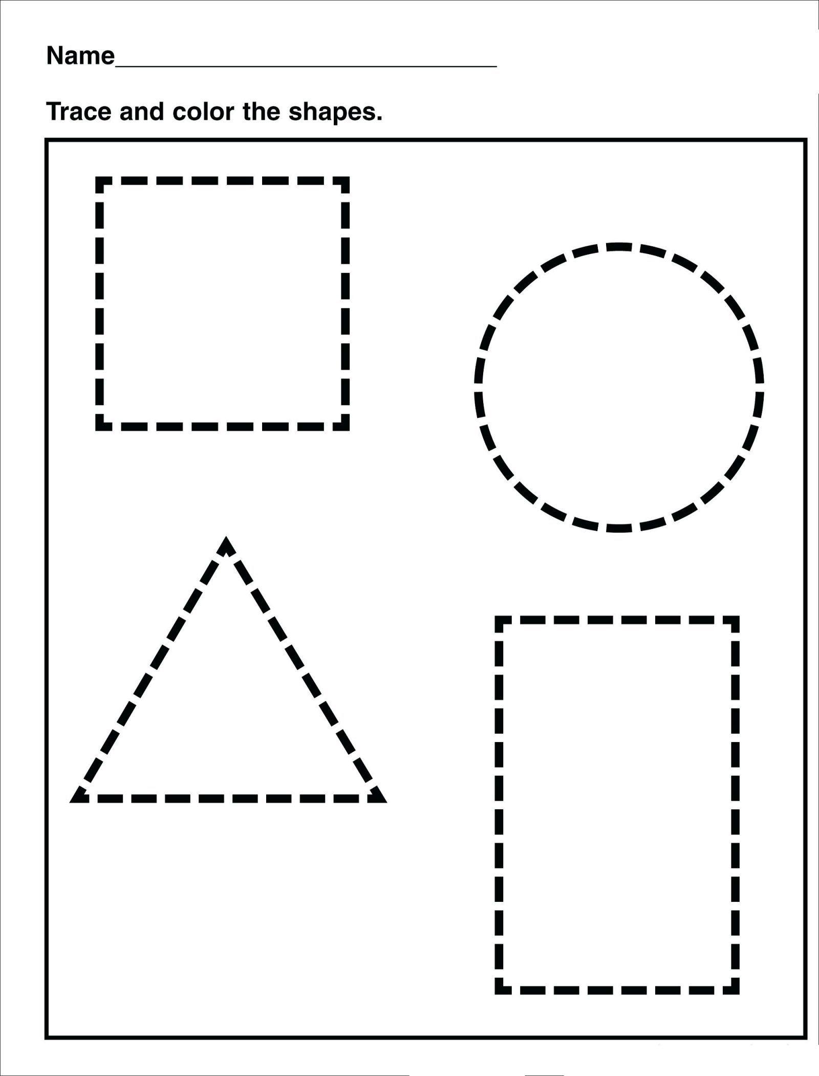 Free Printable Worksheets For Kindergarten – With Basic Math Also | Free Printable Worksheets For Kindergarten Pdf