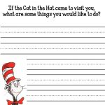 Free The Cat In The Hat Printables | Mysunwillshine | Kids | Cat In The Hat Free Printable Worksheets