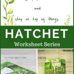 Hatchet Book Review And Worksheets   Geez, Gwen! | Hatchet Worksheets Printable