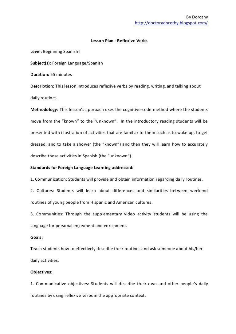 Hayes School Publishing Spanish Worksheets Answers | Briefencounters | Reflexive Verbs In Spanish Printable Worksheets