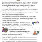 Here Is Another Life Skills Worksheet. I Wish All My Students Did | Free Printable Independent Life Skills Worksheets