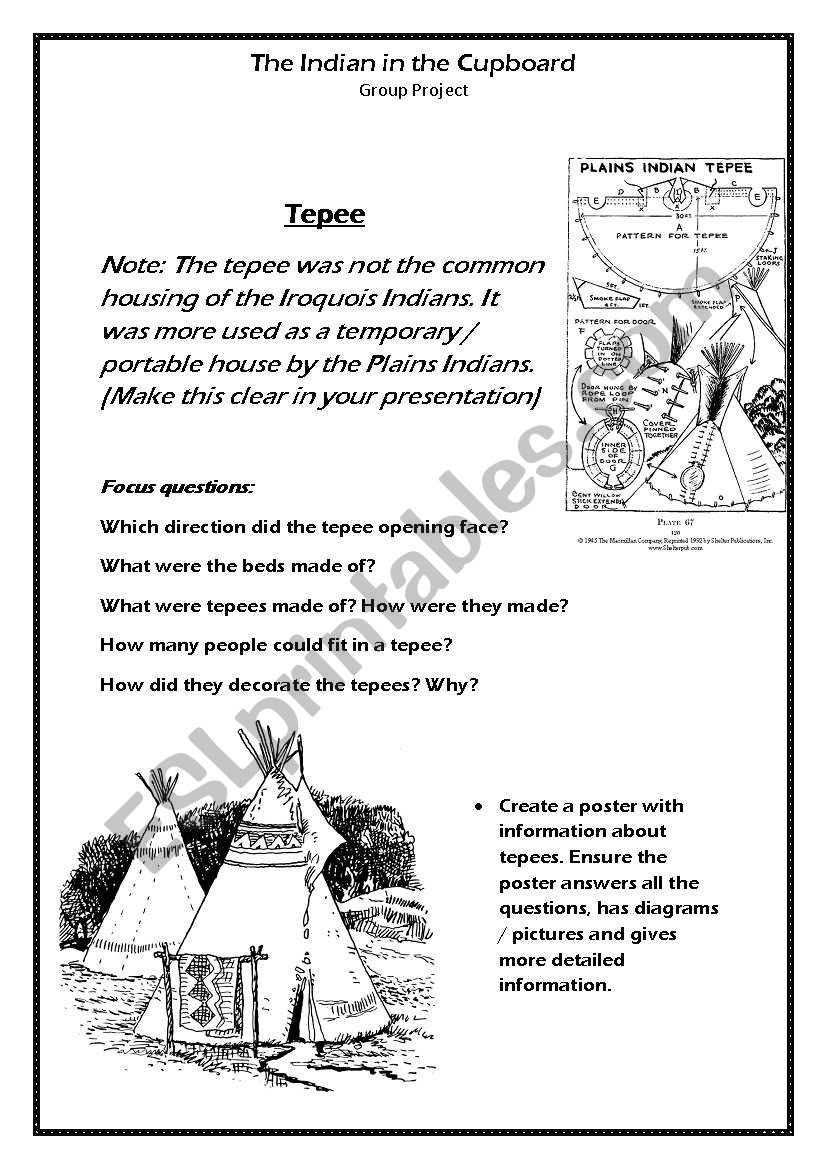 """Indian In The Cupboard Vhs """"cupboard"""" With Indian And Key (1/16/96   Indian In The Cupboard Free Printable Worksheets"""