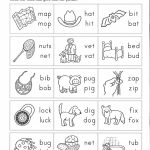 Kindergarten Phonics Worksheets Inspirational Kindergarten Free   Short A Printable Worksheets