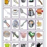 Kitchen Worksheets Free   Google Search | Work | Preschool Cooking | Free Printable Cooking Worksheets