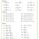 Ks3 Ks4 Maths Worksheets Printable With Answers Year 7 Math Pdf Al 5 | Printable Maths Worksheets Uk