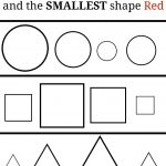 Learning Small And Large – Free Printables. Great Free Printable | Big And Small Ideas Printable Worksheets