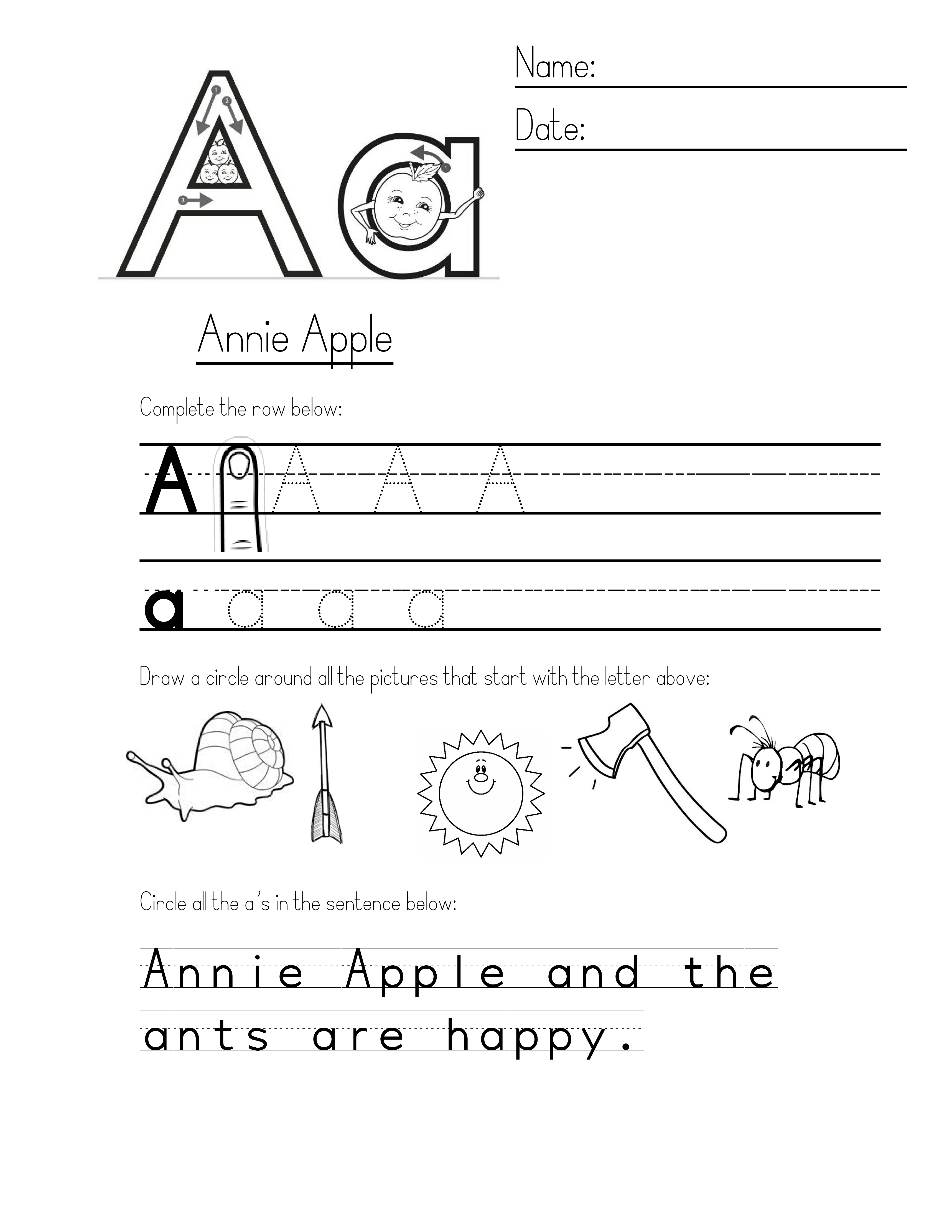 Letterland Letter Worksheets | Classroom | Letter Worksheets | Letterland Worksheets Free Printable