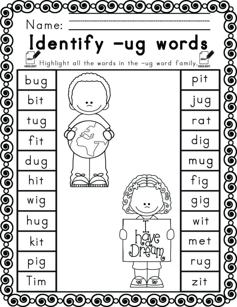 Martin Luther King Worksheets Free Excel Kindergarten Science - Free | Free Printable Martin Luther King Jr Worksheets For Kindergarten