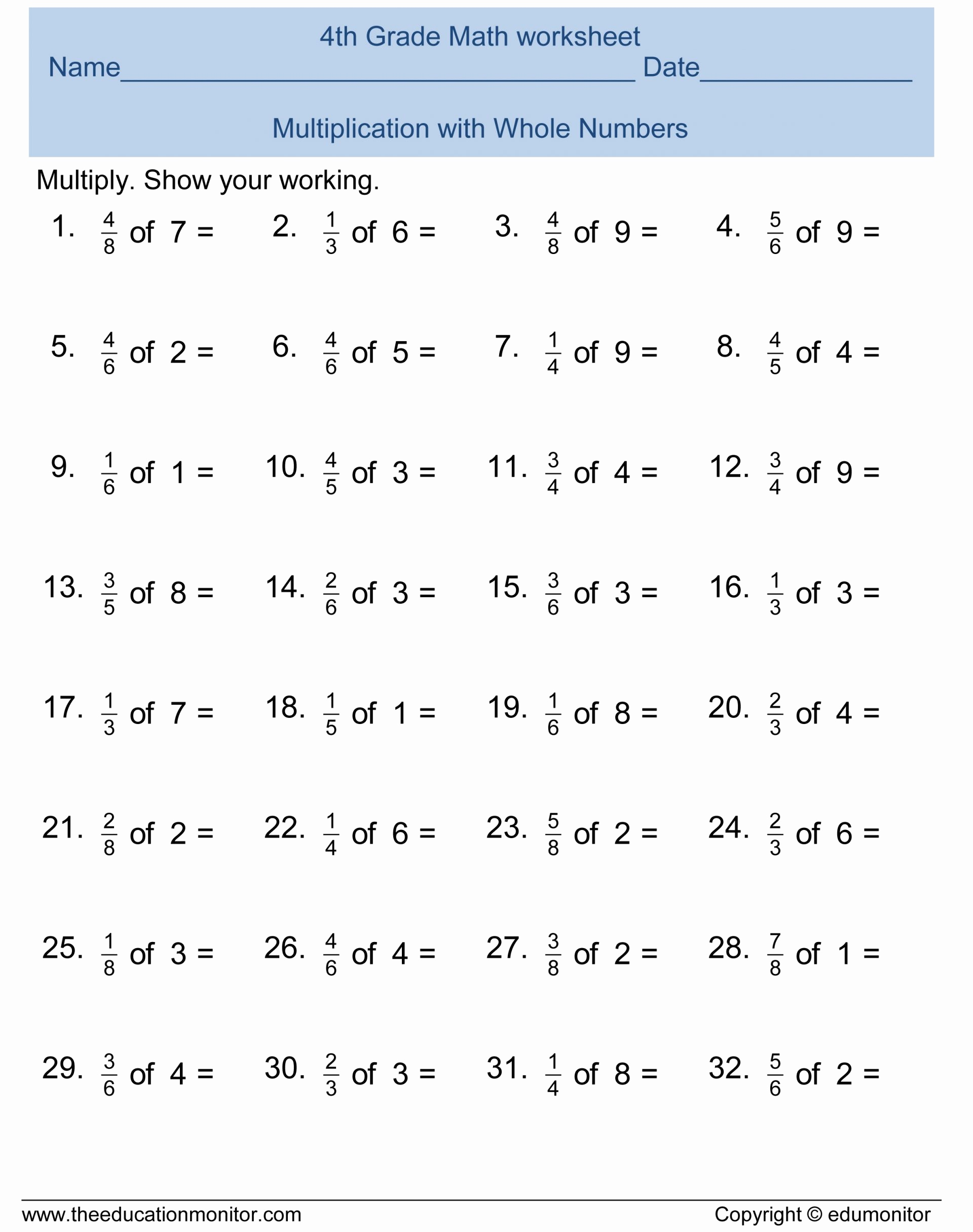 Math Worksheet: Algebra For Beginners Free Math Problems School | Free Kumon Printable Worksheets Preschoolers