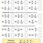 Maths Worksheets | Ks3 & Ks4 Printable Pdf Worksheets | Key Stage 1 Maths Printable Worksheets