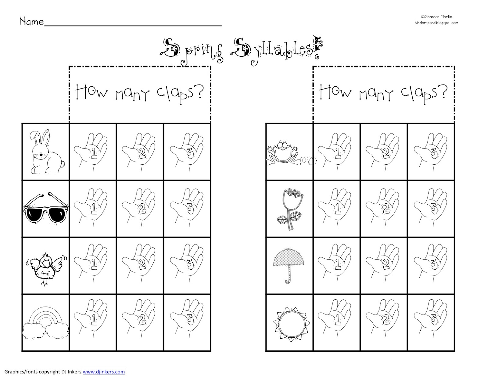 Open And Closed Syllable Worksheets | Free Printables Worksheet | Free Printable Open And Closed Syllable Worksheets