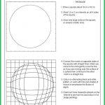 Optical Illusion Bulge | Class | Art Worksheets, Art, Illusion Art | Optical Illusion Worksheets Printable