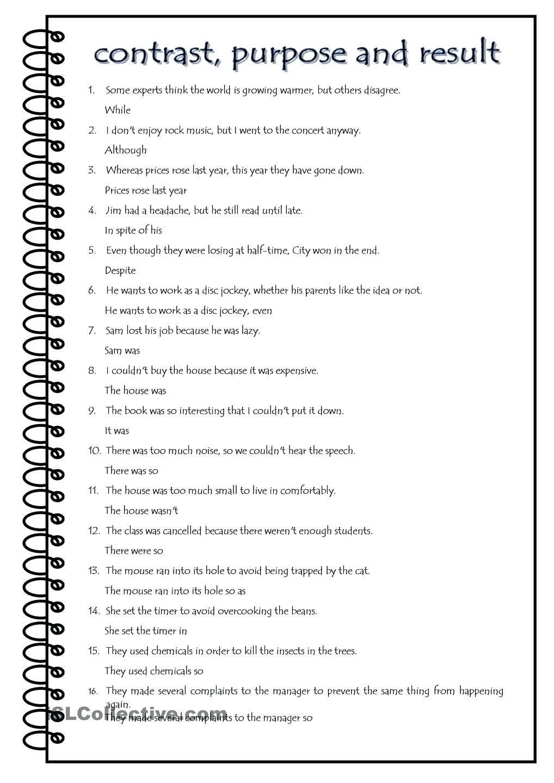 Paraphrasing Practice Worksheet Paraphrasing Exercise Worksheet | Printable Paraphrase Practice Worksheet