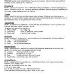Parts Of Speech Worksheet   Free Esl Printable Worksheets Made | Free Printable Parts Of Speech Worksheets