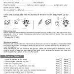Personal Hygiene Worksheets For Kids Level 2 | Personal Hygiene | Personal Hygiene Activities Worksheets Printable
