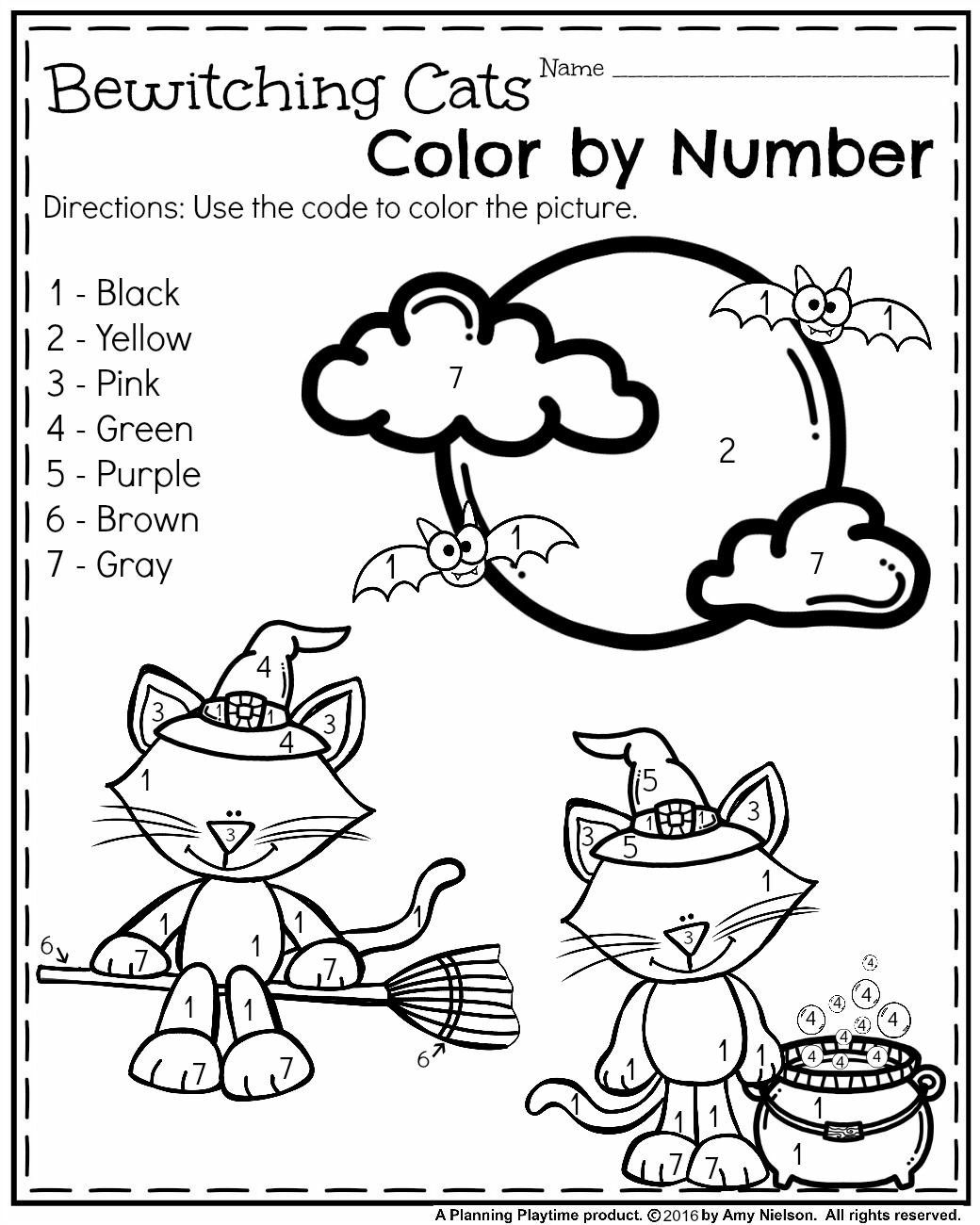 Pinbrittiny Rothmeier On Preschool | Halloween Worksheets | Preschool Halloween Worksheets Printables