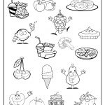 Pindebbie Yoho On Coloring Sheets   Healthy, Unhealthy Food   Free Printable Healthy Eating Worksheets