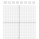 Plotting Coordinate Points (A)   Free Printable Christmas Coordinate | Printable Coordinate Plane Worksheets