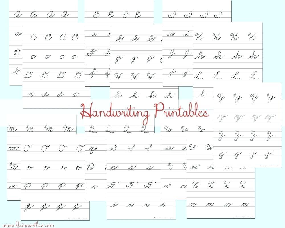 Practice Handwriting Worksheets - Koran.sticken.co | Free Printable Worksheets Handwriting Practice