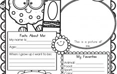 Preschool & Kindergarten Archives – Modern Homeschool Family | All About Me Worksheet Preschool Printable