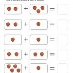 Preschool Printables   Printable Preschool Worksheets,free   Free Printable Pre K Math Worksheets