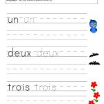 Printable Kindergarten Worksheets – With Free Second Grade Math Also | Free Printable French Worksheets For Grade 4