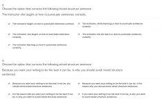 Free Printable Sentence Diagramming Worksheets