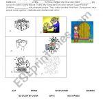 Ramadan Eid   Esl Worksheetbrkbst | Ramadan Worksheets Printables