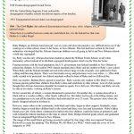 Reading Ruby Bridges Worksheet   Free Esl Printable Worksheets Made | Ruby Bridges Printable Worksheets