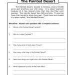 Reading Worksheets For 4Th Grade   Reading Comprehension Worksheets   Printable Comprehension Worksheets For Grade 3