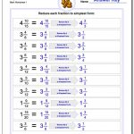 Reducing Fractions   Free Printable Simplifying Fractions Worksheets