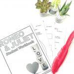 Romeo And Juliet Workbook | Teaching Tools | English Teaching | Romeo And Juliet Free Printable Worksheets