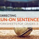 Run On Sentence Practice Activity For Students, Grades 3–8 | Free Printable Worksheets On Run On Sentences