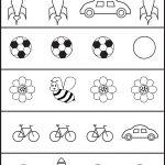 Same Or Different Worksheets For Toddler | Kids Worksheets Printable | Free Printable Toddler Worksheets