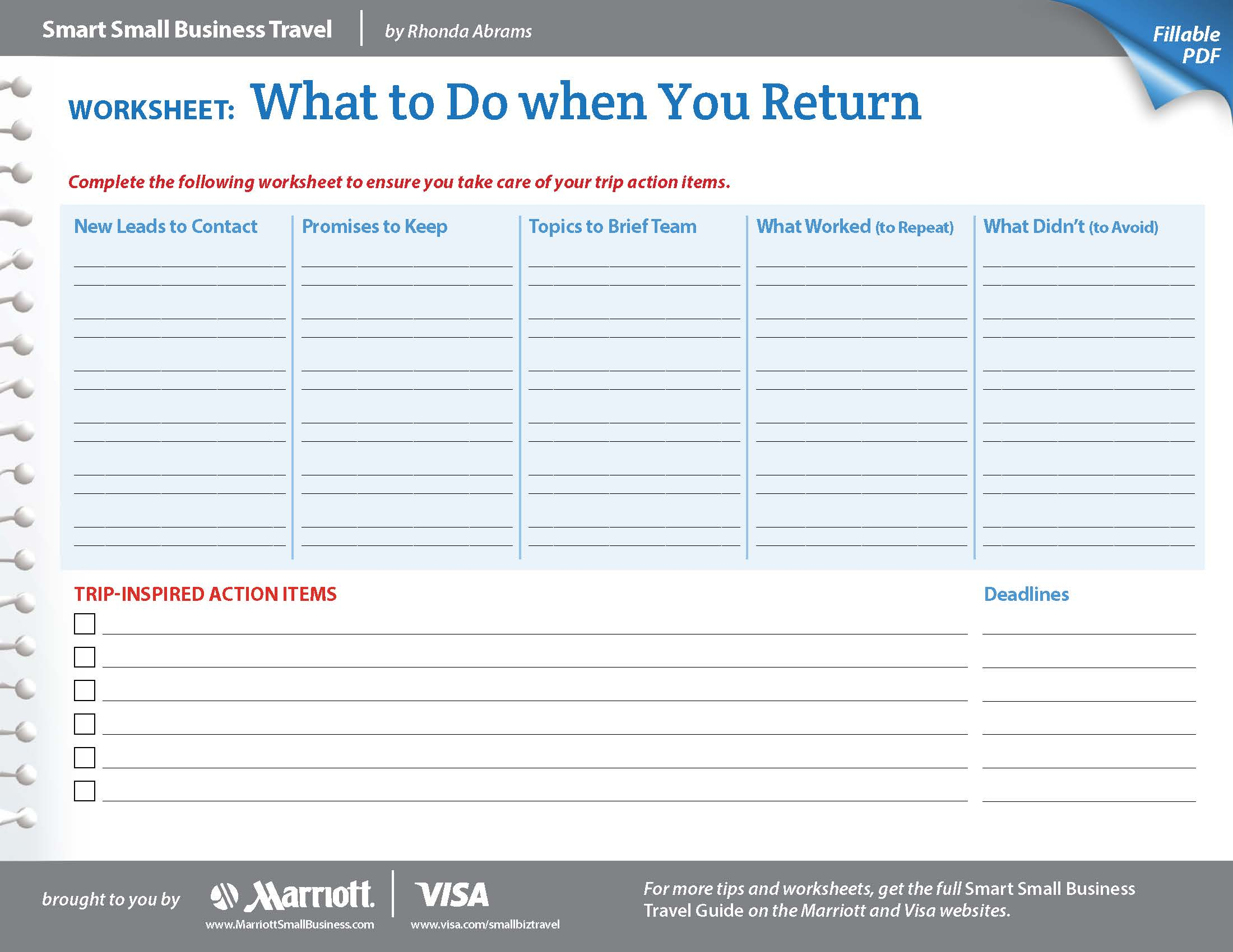 Small Business Worksheets - Koran.sticken.co | Business Worksheets Printables