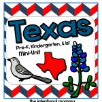 Texas History Month Printable Worksheets And Mini Unit, Perfect For   Texas History Worksheets Printable