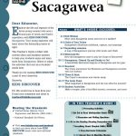 This Free Lesson Plan For Kids Discover Sacagawea Is Packed With | Lewis And Clark Printable Worksheets