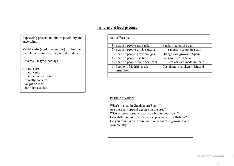 Trinity Gese Grade 7 Revision Worksheet - Free Esl Printable | Grade 7 Vocabulary Worksheets Printable