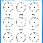 Vector Addition Worksheet Answers Best Of Telling Time Worksheets | Kindergarten Clock Worksheet Printables