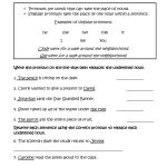 Worksheet: Aphasia Worksheets. Adjective Phrase Exercises | Printable Aphasia Worksheets
