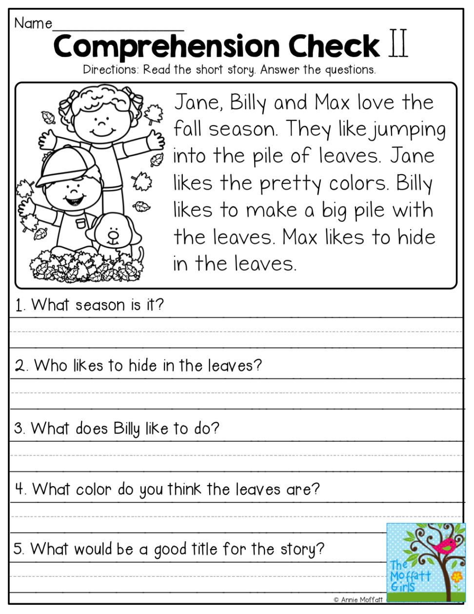 Worksheet. Free Printable Reading Comprehension Worksheets - Free | Free Printable Reading Comprehension Worksheets For Adults