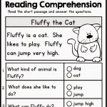 Worksheet : Kindergarten Reading Comprehension Worksheets Teacher | Free Printable English Reading Worksheets For Kindergarten