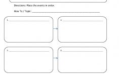 Writing Worksheets | Sequencing Worksheets – Free Printable | Free Printable Sequencing Worksheets 2Nd Grade